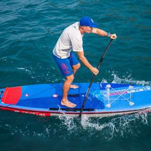 Starboard Sup Stand Up Paddling All Round Inflatable Paddle Boards Feature 2021 I Go Inflatable Paddle Board Dc